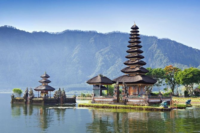 Full Day Private Tour in North Bali with Free WiFi, ,
