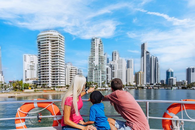 MORE PHOTOS, Hop On Hop Off Day Pass | Hopo Gold Coast Ferry
