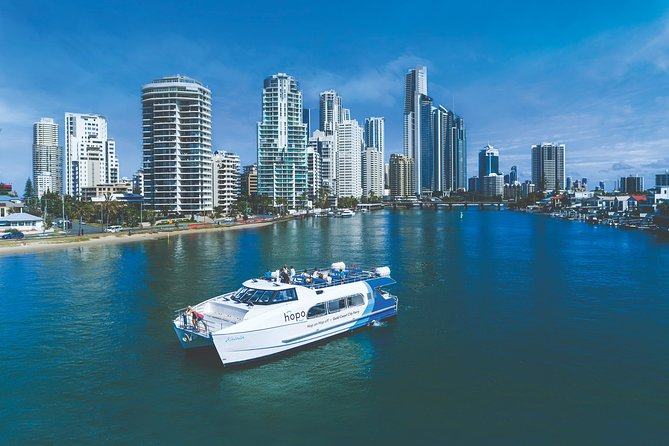 Gold Coast Hop On Hop Off Sightseeing Ferry 1 Day Ticket, Surfers Paradise, AUSTRALIA