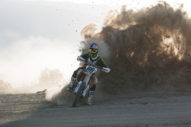 Ride through Score Baja Series race tracks starting at Ensenada towards to San Felipe in Mar de Cortéz. We are a professional company that will take care of you and make this experience uforgettable. Enjoy the scenery and the food that this place have for you. Ride 210 mi <br>