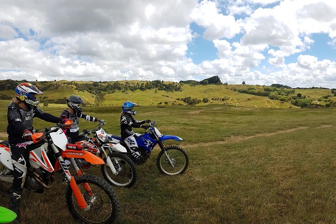 Dirt Bike Hire, Auckland, NUEVA ZELANDIA