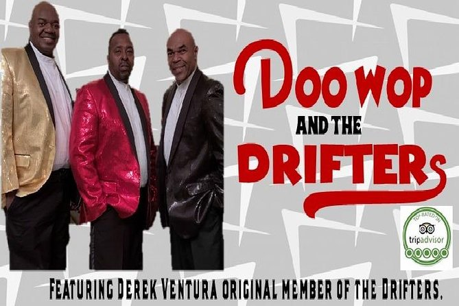 Doo Wop and The Drifters, Branson, MO, UNITED STATES