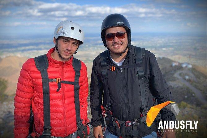 Vuelo Extendido con Instructor, Mendoza, ARGENTINA