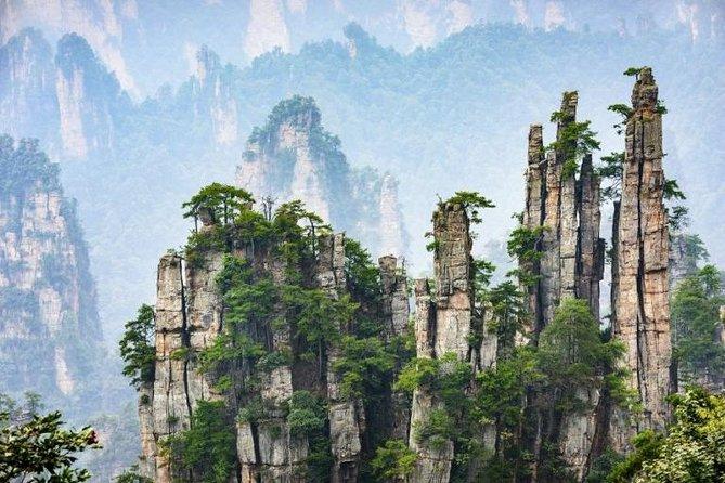MÁS FOTOS, VIAJE GUANGXI-HUNAN : Zhangjiajie Avatar, Guilin y rio Li 9 dias SOLOCHOFER