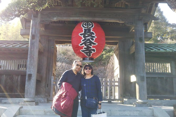Kamakura Full-Day Private Trip (Tokyo departure) with Nationally-Licensed Guide, Tokyo, JAPON