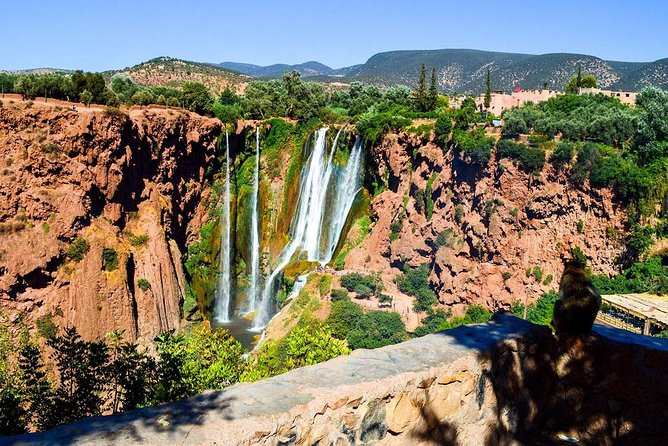 Ouzoud Waterfalls – 1 day – Departure Marrakesh Starting from Marrakesh, a day's visit to the famous Ouzoud waterfalls of about 100 metres in height and which constitute one of the most spectacular natural beauty spots in Morocco. It is about a three hour drive to get there. The surrounding countryside offers red cliffs, oleander […]