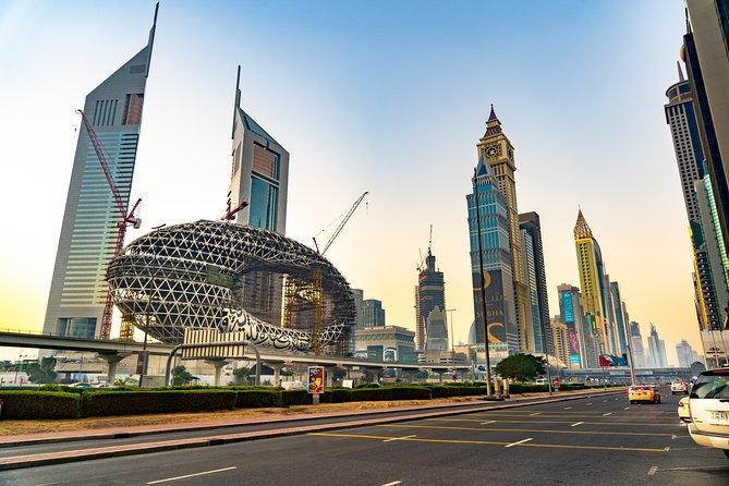 Excursão de dia inteiro em Dubai com almoço no Fountains saindo de Abu Dhabi, Abu Dabi, EMIRADOS ÁRABES UNIDOS