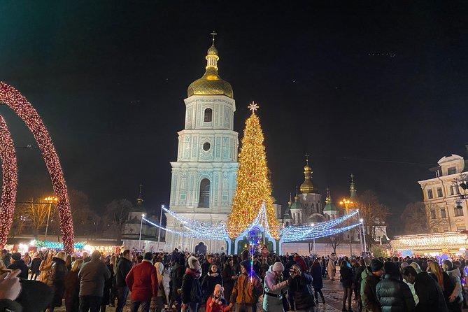 Evening Kyiv Highlights with Katya, Kiev, UCRANIA