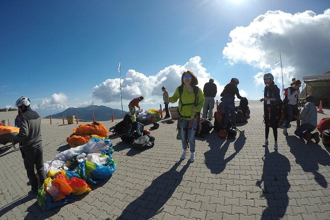 Paragliding Private Experience in Oludeniz with Pickup, Fethiye, TURQUIA