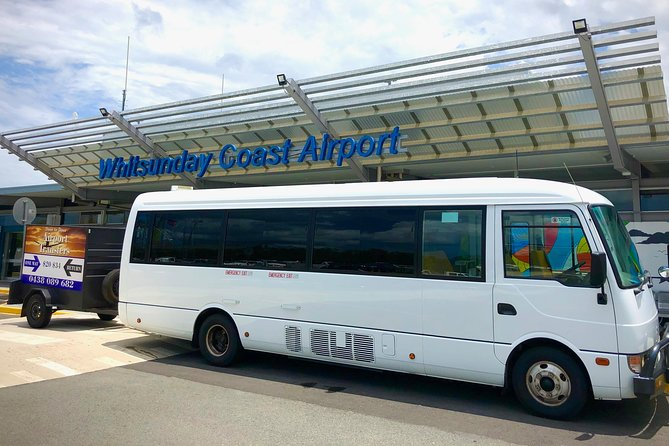 Shuttle from Proserpine Airport to Airlie Beach, Airlie Beach, AUSTRALIA