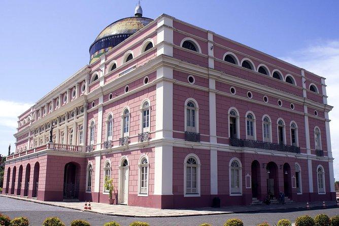 Manaus walking tour, Manaus, BRASIL