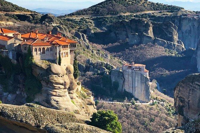 Visita panorámica de Meteora y todos los monasterios desde Kalabaka, Meteora, GRECIA