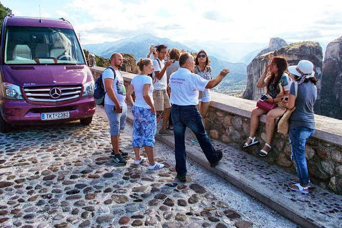 Meteora Highlights - Train to Train Tour, Meteora, GRECIA