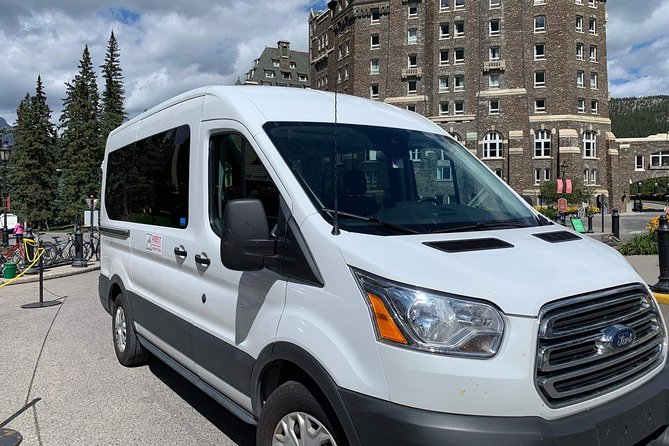 Calgary YYC Airport to Banff – Private Shuttle, Calgary, CANADÁ