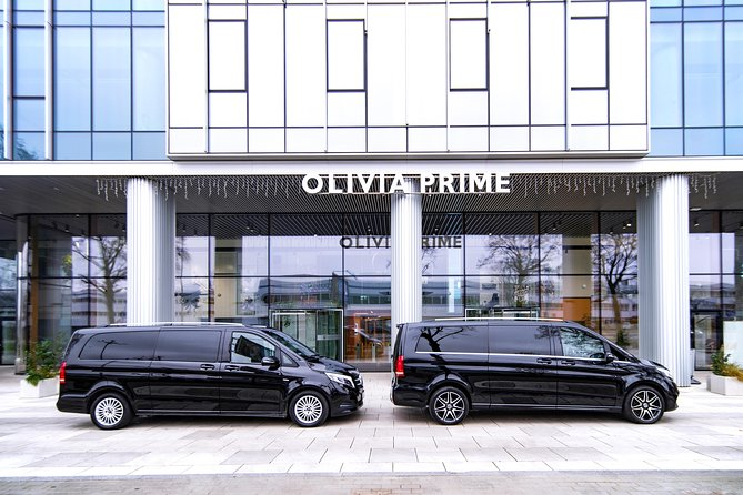 Private Airport Transfer: From Airport Gdansk (GDN) to Hotel in Gdansk, Gdansk, POLONIA