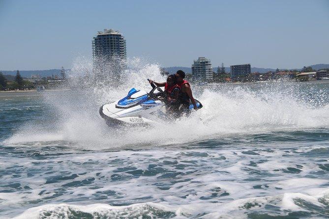 1hr Jet Ski Island Safari in Gold Coast - NO LICENCE REQUIRED, Gold Coast, AUSTRALIA