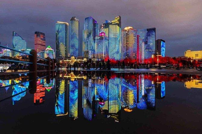 China Qingdao : Private Liuting Airport(TAO) transfer to/from Qingdao city, Qingdao, CHINA