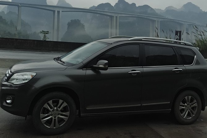 We provides convenient private transfer service between Guilin North(Bei) Railway Station and Guilin West(Xi) Railway Station.<br>We offer many choices of vehicles and all our drivers are professional and know every corners of this area quite well. All the clean, tidy air-con vehicles we use are licensed with insurance. The vehicles will be just for you, your family or your group.