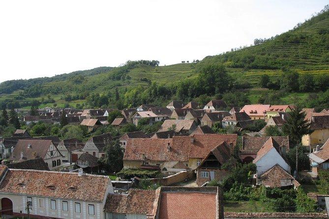 Sighisoara and Biertan: UNESCO in Transylvania, ,