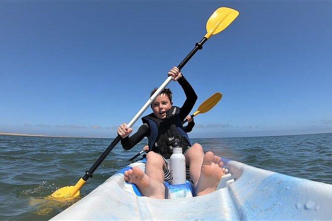 MÁS FOTOS, Kayaking Adventure at Bird Rock