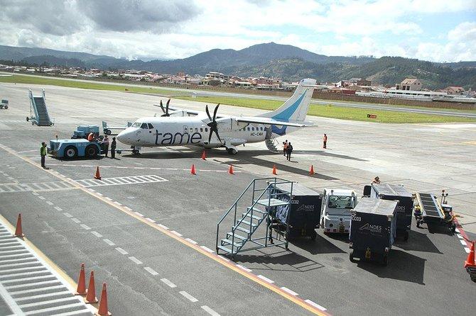 MÁS FOTOS, Transfer Hotel - Aeropuerto Cuenca