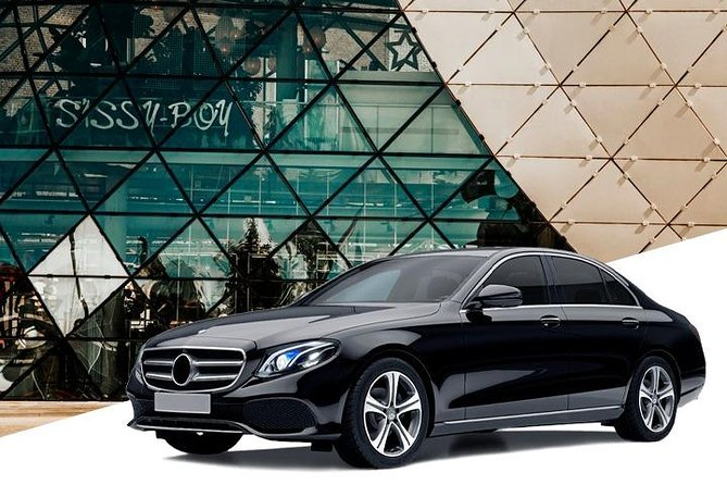 Private Airport Transfer: from Eindhoven to Eindhoven Airport (EIN), Eindhoven, HOLLAND