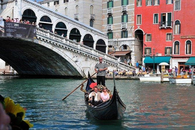 Venice: Guided Walking Tour & Private Gondola Ride, Veneza, Itália