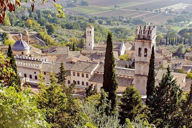 Assisi: private walking tour with a local guide, Assisi, ITALIA