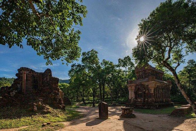 My Son Sanctuary Half-Day Tour from Hoi An, Hoi An, VIETNAM