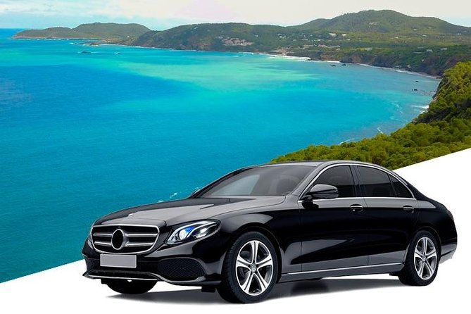 Private Airport Transfer: Ibiza Airport (IBZ) to Ibiza, Ibiza, ESPAÑA