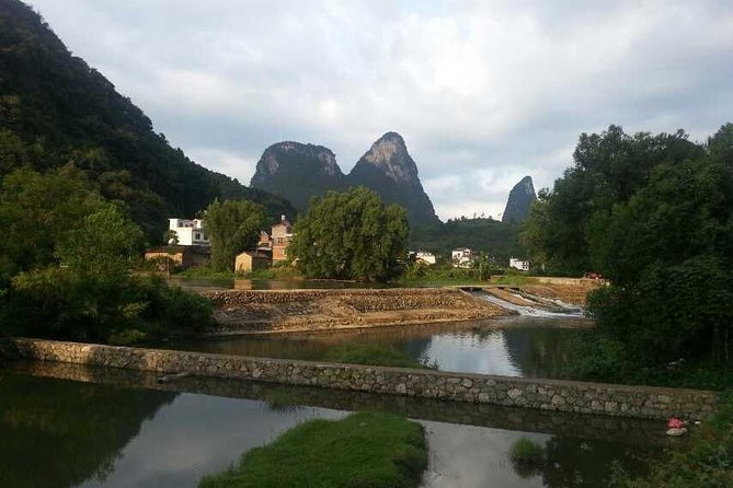 Private Tour: Yangshuo Bike Adventure including Tai Chi Lesson and Chinese Massage, Guilin, CHINA