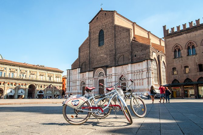 Ice-Cream Bike Tour in Bologna, Bolonia, ITALIA