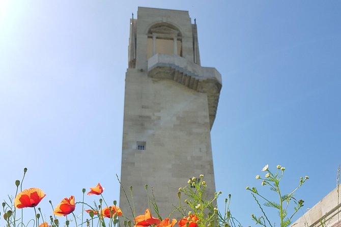 MAIS FOTOS, Australian private Somme tour including Sir John Monash Centre