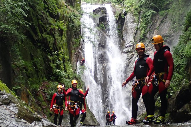MORE PHOTOS, Canyoning Advanced Day Trip