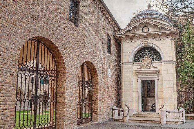 Walking tour of Ravenna with ticket to 5 Unesco sites, Ravenna, Itália