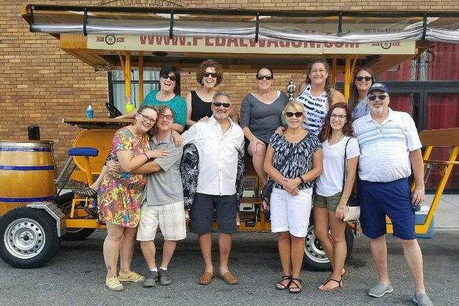 Columbus Bikes, Bevies & Brunch Cruise!, Columbus, OH, ESTADOS UNIDOS