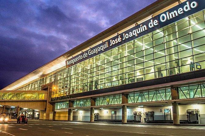 MÁS FOTOS, Traslado Aeropuerto - Hotel en Guayaquil