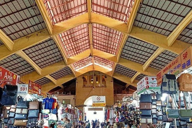 Shore Excursion: Half-day Shopping Tour of Ho Chi Minh City from Port, ,
