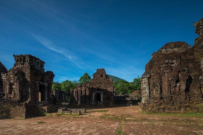 Shore Excursion: Half-Day My Son Sanctuary from Da Nang Port, ,