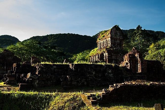 Shore Excursion: Full-Day My Son Sanctuary Tour from Chan May Port, ,