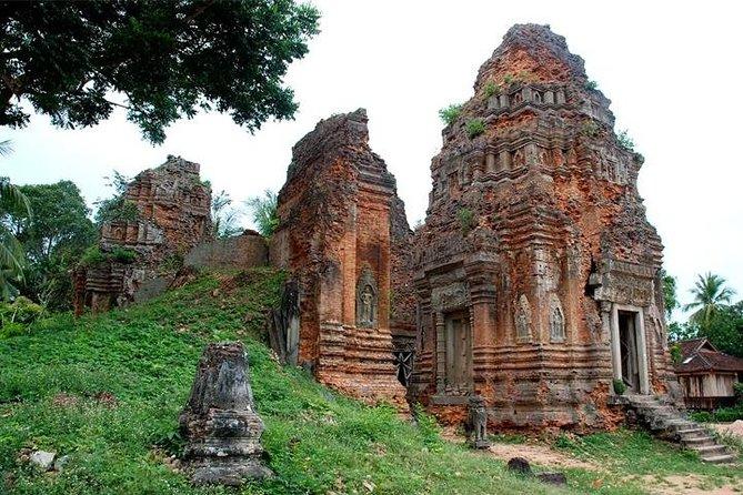 Major Temples & Kulen mountain & Koh Ker & Beng Mealea - 4 Days, Angkor Wat, CAMBOYA