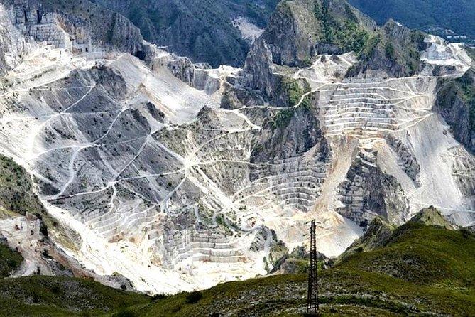 Carrara Marble Tour Small Group from Viareggio, Versilia, ITALIA