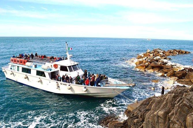 The Best of Cinque Terre Small Group Tour from Viareggio, Versilia, ITALIA