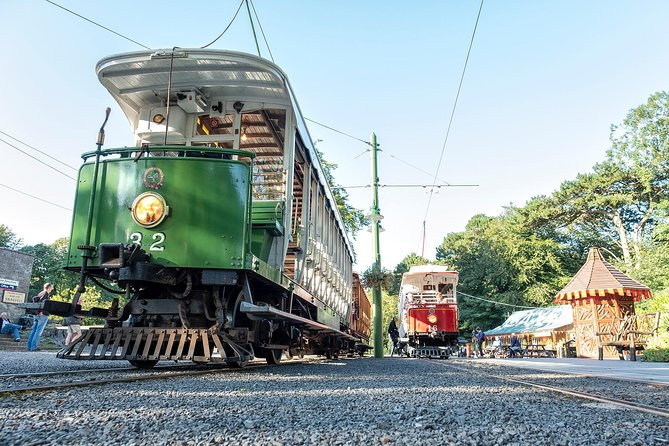 This is a unique and private adventure to visit and photograph the Isle of Man's world famous Victorian transport systems