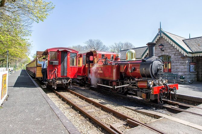 This is a unique and private adventure to visit and photograph the Isle of Man's world famous Victorian transport networks.