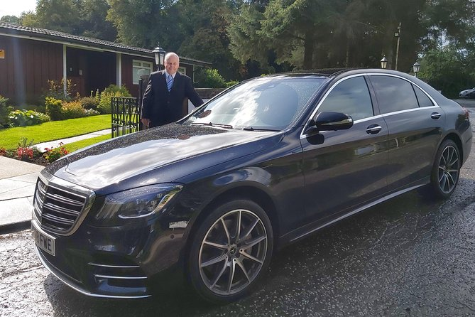 This luxury service is provided for the clients' transportation anywhere in the UK and Europe with our highly experienced driver, in the comfort and safety of a new Long Mercedes Benz S Class with rear reclining seats for added comfort.