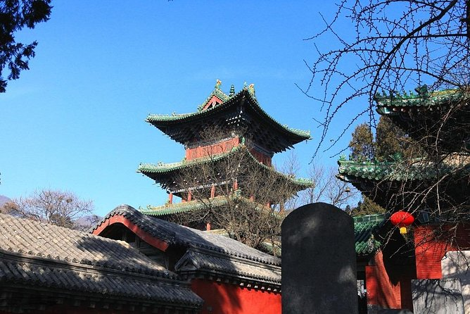 Half Day Private Tour to Shaolin Temple from Luoyang, Luoyang, CHINA
