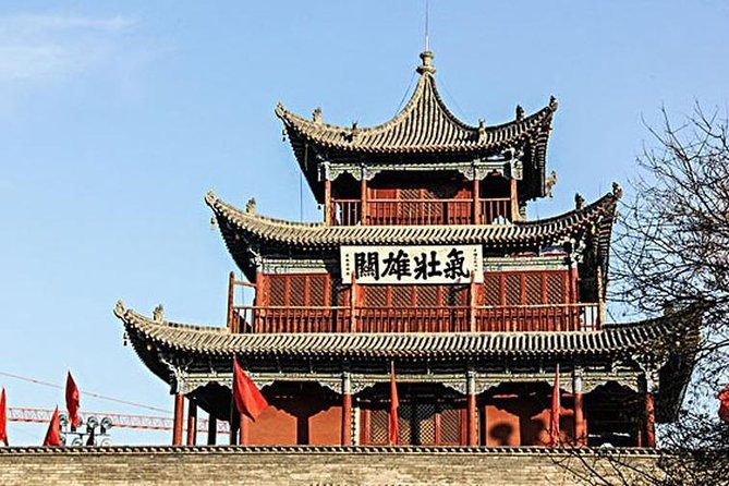 This is a private tour of attractions downtown Zhangye.<br><br>You can make most of your time without any tourist shopping stops.<br>Pick-up and drop-off hotel or personal address is supposed to be in the city.<br>Service time maximum to 8 hours but you can request to depart a bit earlier or later.<br><br>Tour itinerary can be customized to your needs.