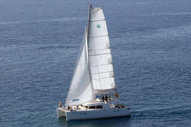 Deluxe Vip Sailing Catamaran from Morro Jable, Fuerteventura, Spain