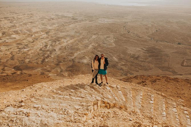 Dead Sea, Masada at Sunrise & Ein Gedi Nature Reserve Tour from Jerusalem, Jerusalen, ISRAEL